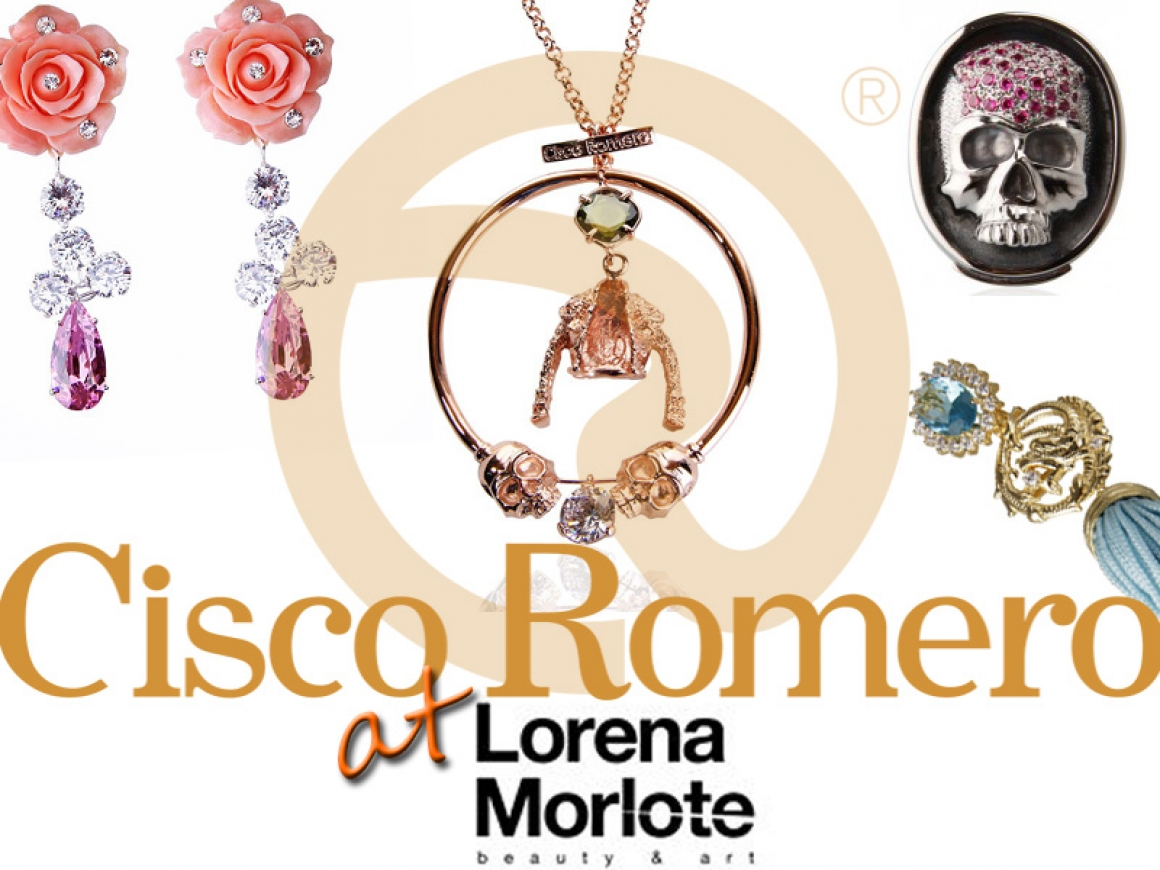 Cisco Romero at Lorena Morlote